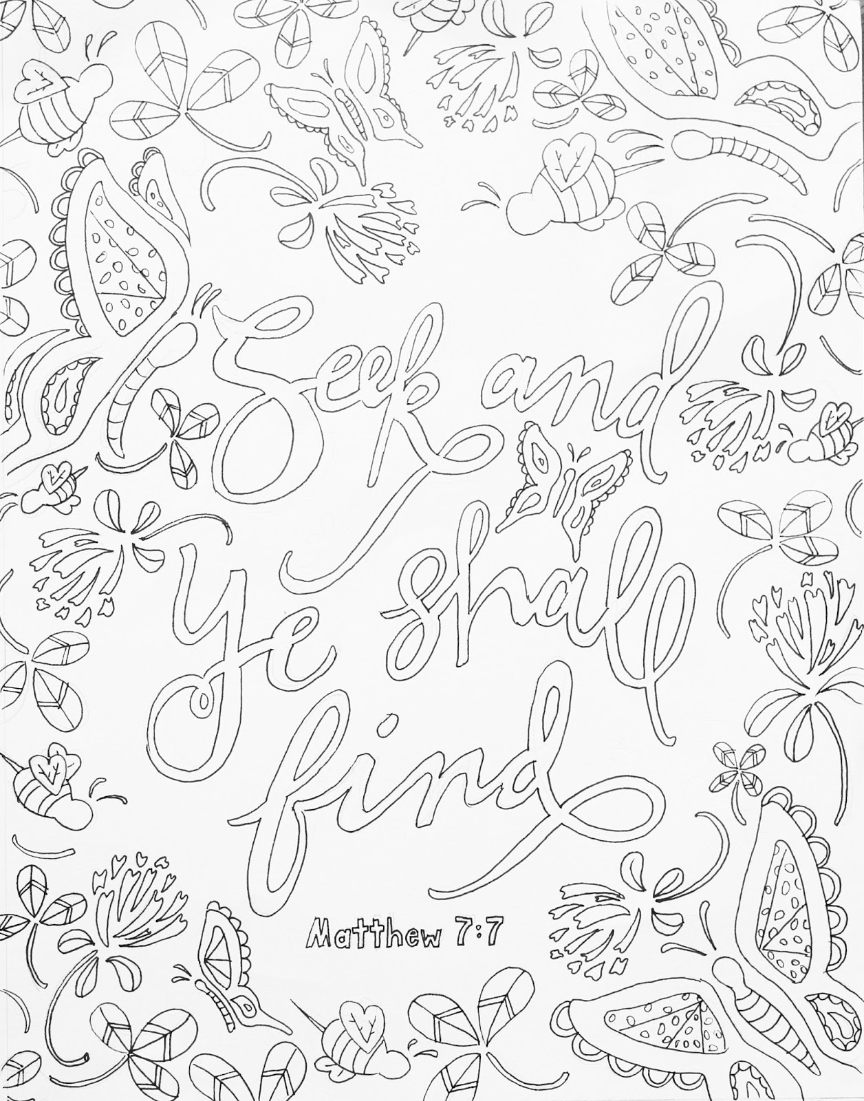 1256x1600 Like Pearls On A String Diy Free Coloring Page Download!