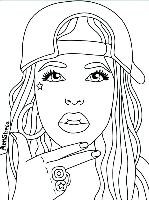618x830 Selena Gomez Coloring Page Breathtaking Coloring Pages Print Swift