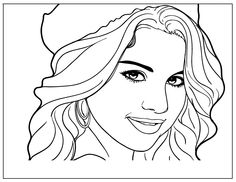236x182 Coloring Pages Enchanted, Mermaid
