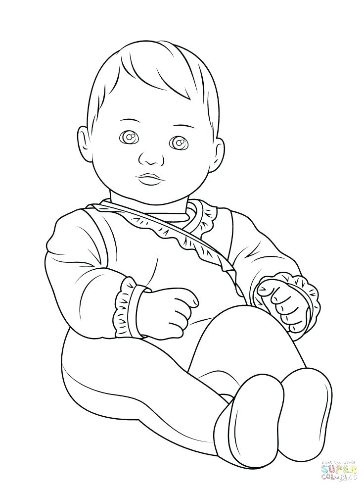 736x986 Good Self Portrait Coloring Page Or Family Portrait Coloring