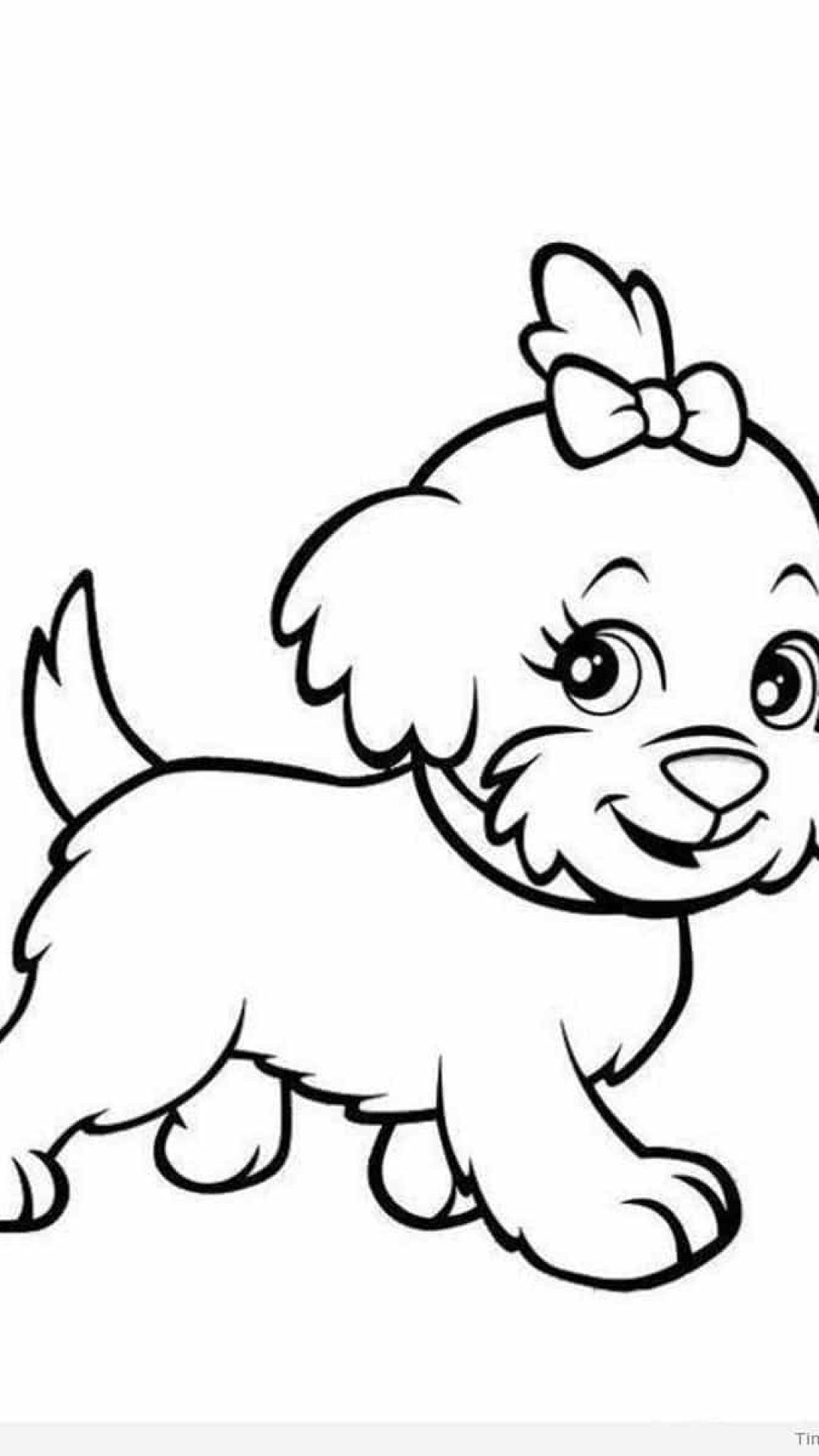 1080x1920 Coloring Pages Of Guide Dogs Fresh Service Dog
