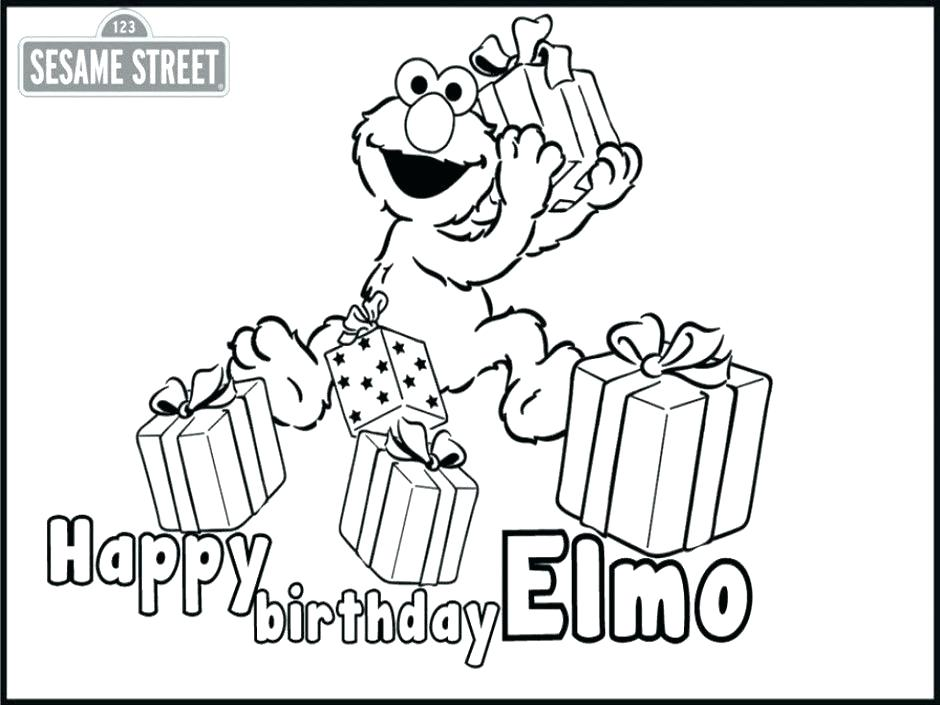 940x705 Sesame Street Coloring Pages Printable Sesame Street Coloring