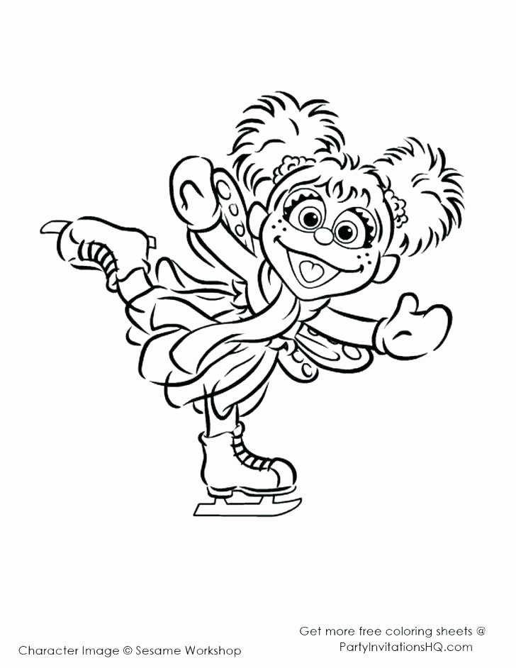 728x942 Sesame Street Printable Coloring Pages Printable Coloring Pages