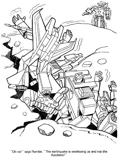 389x514 Earthquake Coloring Pages