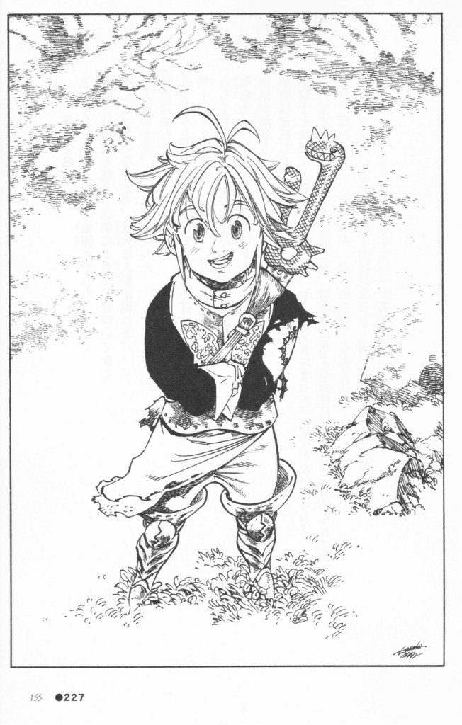652x1024 Seven Deadly Sins Coloring Pages