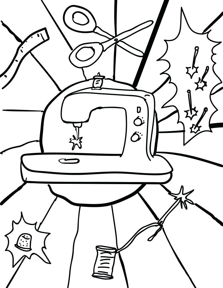 736x951 Scissor Coloring Pages Coloring Book Page From There Is No Away