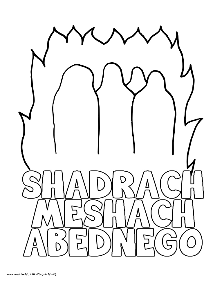 765x990 Shadrach Meshach And Abednego Coloring Page Unique Free Coloring