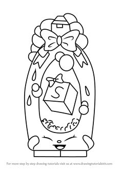 236x333 Print Chelsea Charm Shopkins Season Coloring Pages Home Tricks
