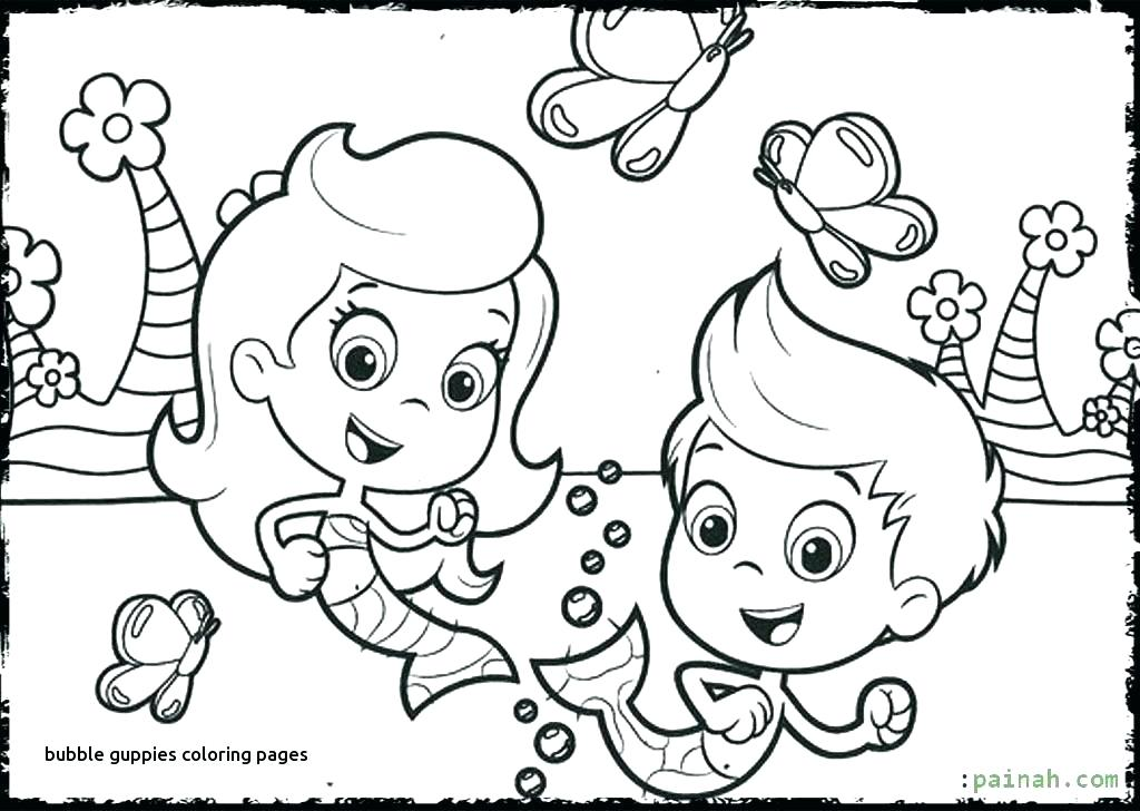 1024x728 Bubble Guppies Coloring Pages Kids Free Coloring Pages For Bubble