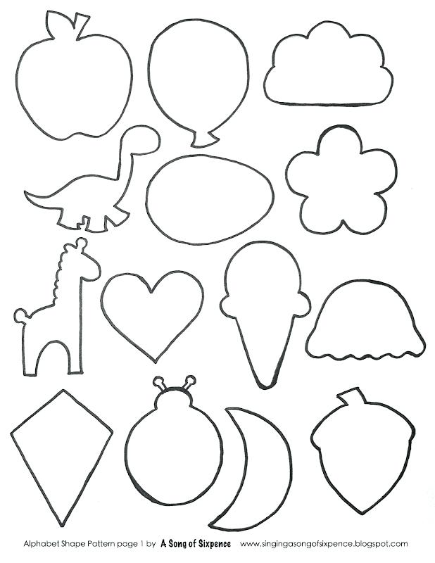 Shapes Coloring Pages For Preschoolers At Getdrawings Com Free For