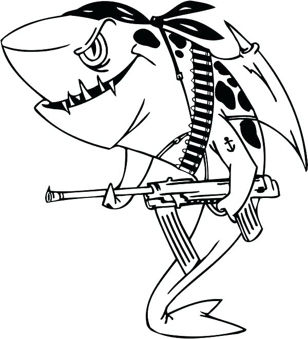 600x661 Coloring Page Shark Printable Shark Coloring Pages Luxury Great