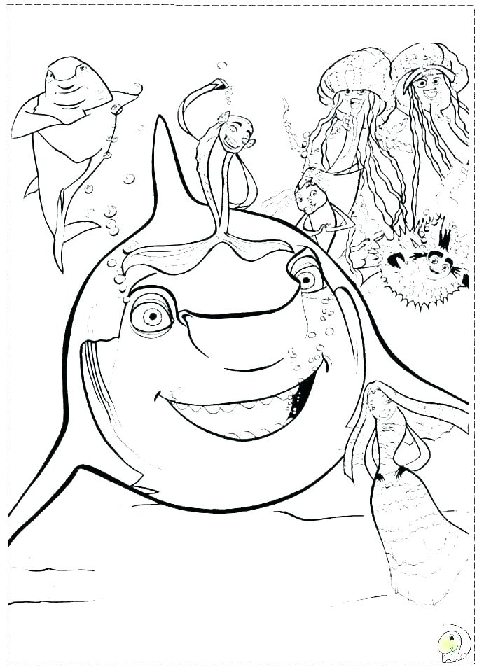 691x960 Coloring Pages Shark Whales Coloring Pages Humpback Whale Pictures