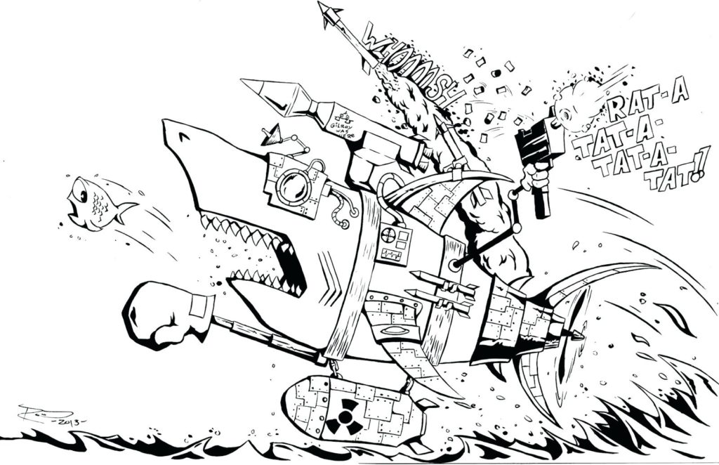 1024x662 Articles With Sharkboy And Lavagirl Colouring Pages Tag At Shark