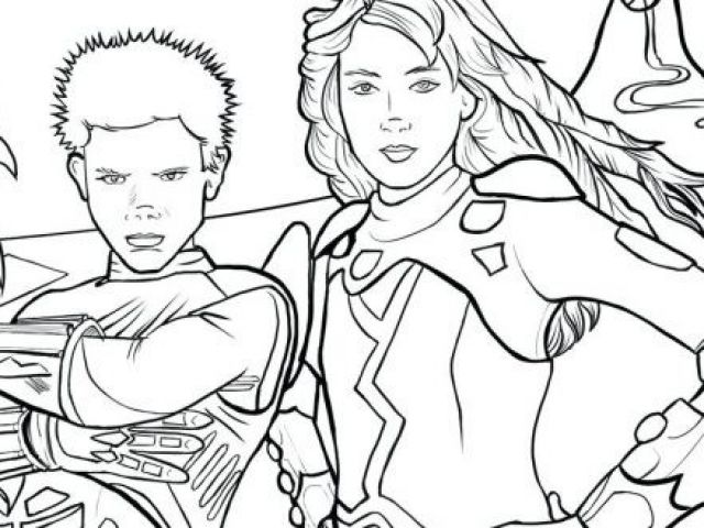 640x480 Best Of Sharkboy And Lavagirl Coloring Pages