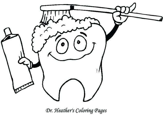 670x503 Teeth Coloring Pages Coloring Pages Of Teeth Shark Tooth Coloring