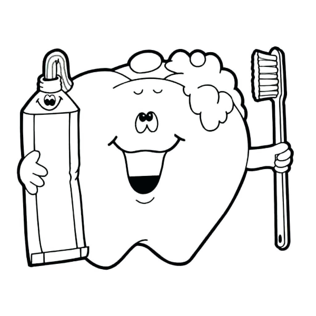 1024x1024 Coloring Page Teeth Coloring Page Brushing Pages Shark Teeth
