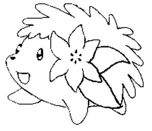 500x431 Coloring Pages Pokemon