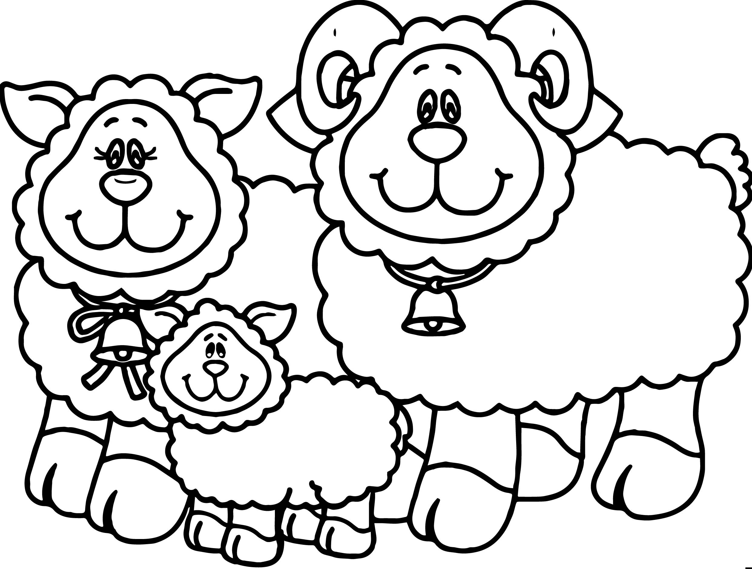 2484x1878 Brilliant Shaunep Coloring Pages Colouring Free To Print