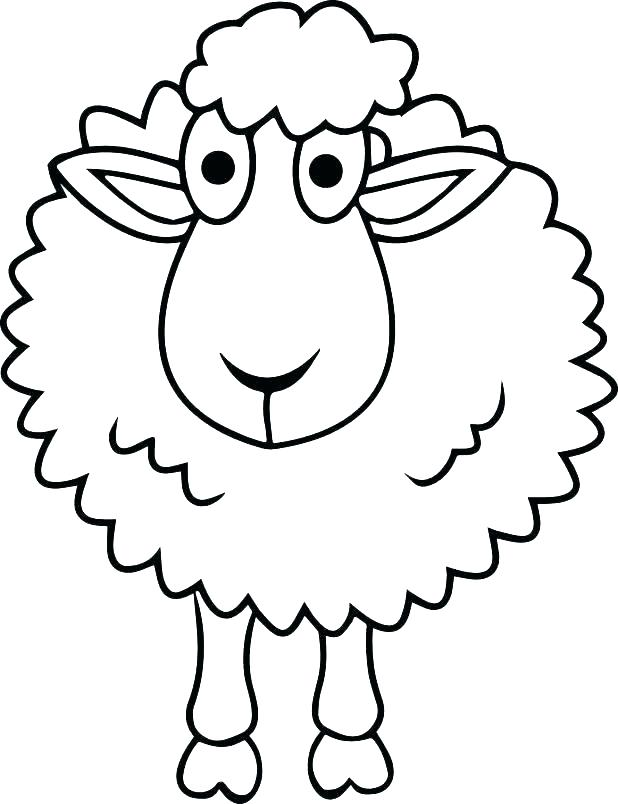 618x804 Shaun The Sheep Coloring Pages Printable Brilliant The Pages