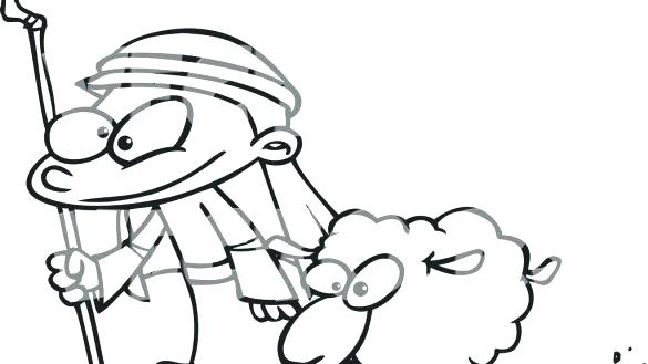 585x329 Shaun The Sheep Coloring Pages The Sheep Coloring Pages Realistic