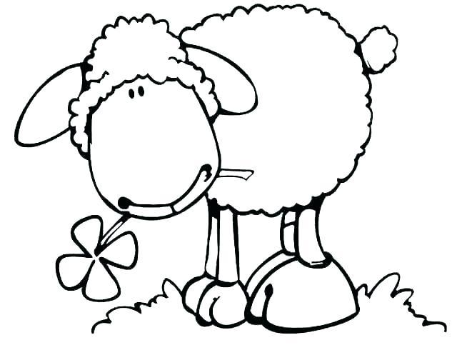 640x483 Sheep Face Coloring Page Sheep Coloring Page Coloring Page Sheep