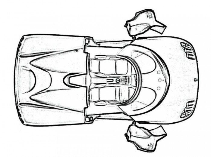 700x522 Boys Coloring Pages Page Shelby Cobra Daytona Coupe Race