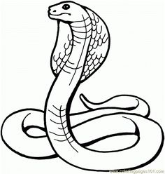 236x248 Striking Cobra Vinyl Wall Decal Products Wall