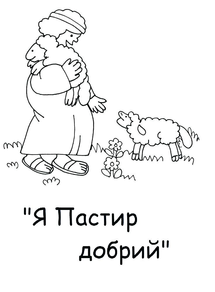 736x1000 Shepherd Coloring Pages Shepherd Coloring Page The Good Shepherd