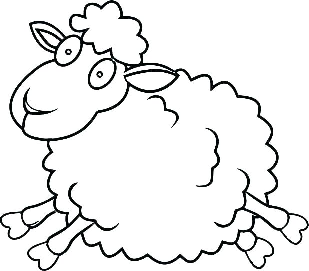 618x541 Coloring Coloring Page Sheep Of The Lost Pages Awesome