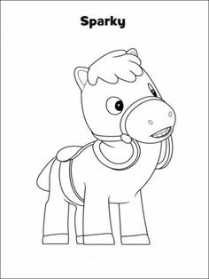 236x314 Sheriff Callie's Wild West Coloring Pages