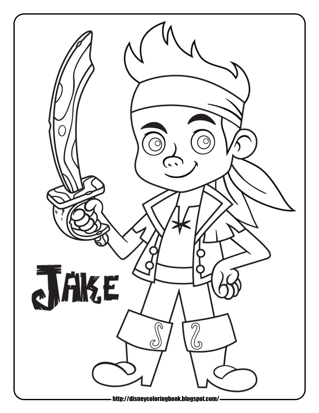 1020x1320 Sheriff Callie Coloring Pages Lovely Jake And The Neverland