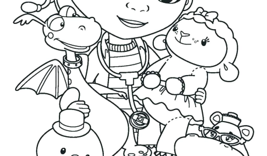 1024x600 Disney Jr Coloring Pages Sheriff Callie Printable Coloring Junior
