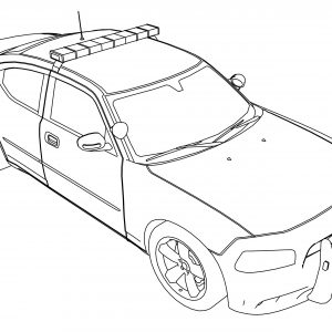 300x300 Sheriff Cars Coloring Pages New Sheriff Cars Coloring Pages New