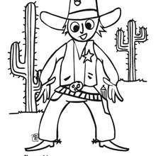 220x220 Sheriff Coloring Pages