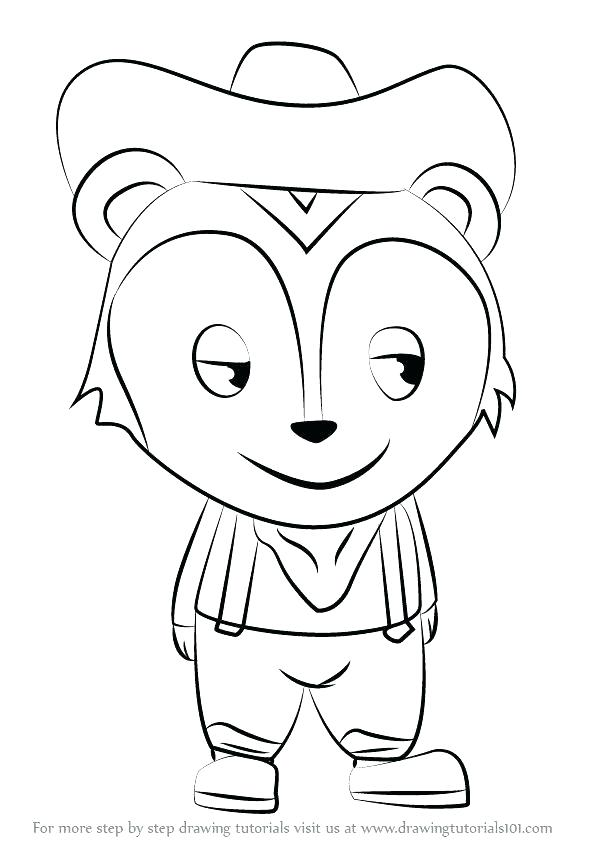 596x842 Sheriff Callie Printable Coloring Pages