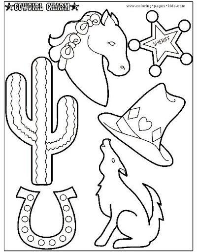 402x512 Cowboy Coloring Pages For Children Cowboy Color Page, Coloring