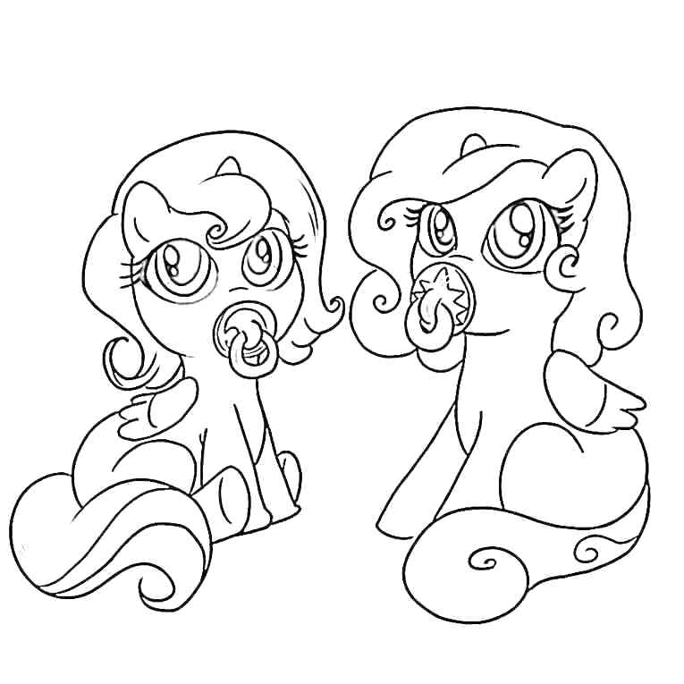 765x765 My Little Pony Colors Pony Color Pages Tiara Coloring Pages My
