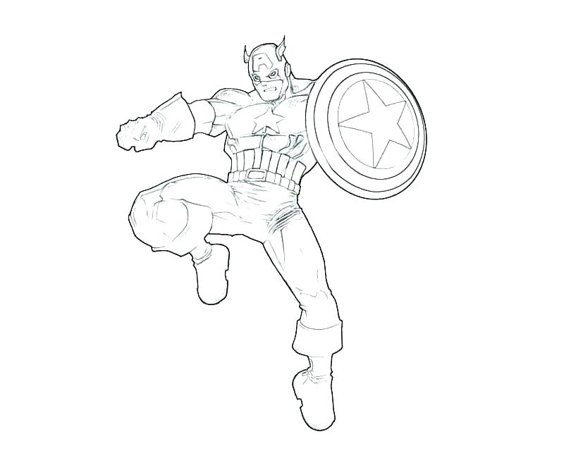 800x667 Shield Coloring Page Captain Coloring Picture Captain Shield