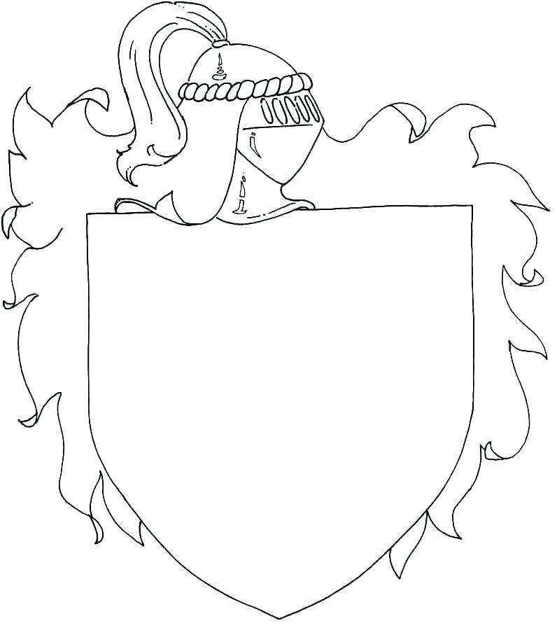 796x900 Shield Coloring Page This Is Shield Coloring Page Images Children