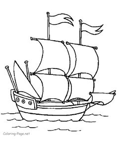 236x288 Free Coloring Pages Pirates Free, Ships And Stenciling