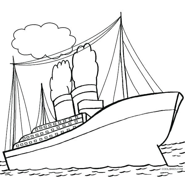 600x574 Rocket Ship Coloring Pages Cartoon Rocket Ship Coloring Pages