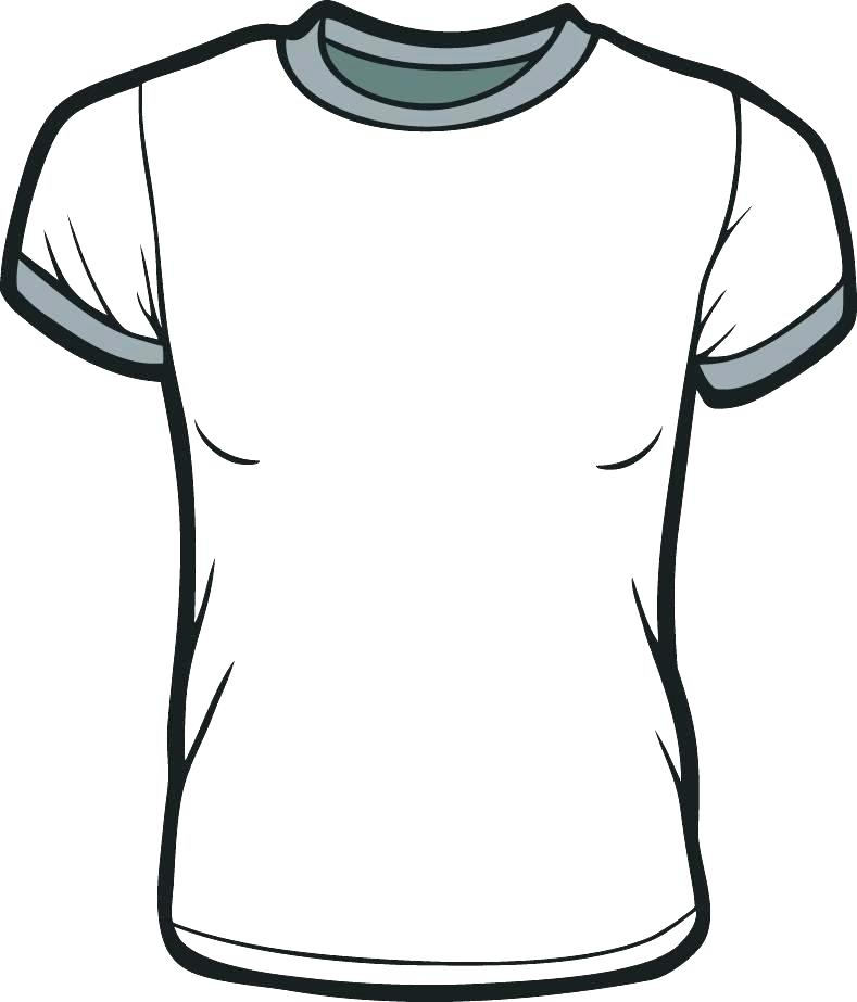 789x923 Coloring Shirt T Shirt Coloring Page Coloring Page Shirt Coloring