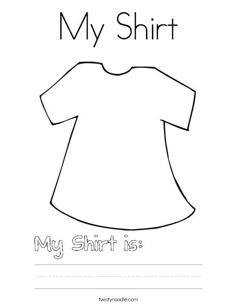 468x605 Coloring Shirts T Shirt Coloring Page Shirt For Coloring My Shirt