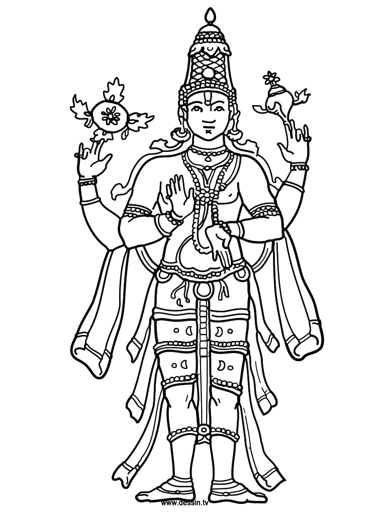 768x1024 Gorgeous Shiva Coloring Page Pages To Print Parvati Lingam