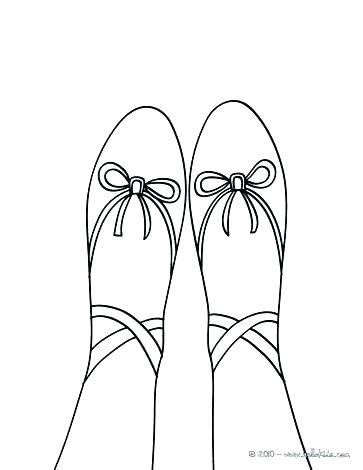 363x470 Jordan Shoes Coloring Pages Also Shoe Coloring Page Download