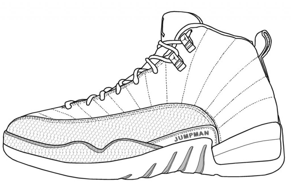 1024x655 Shoes Coloring Pages Shoes Coloring Pages Printable Coloring Pages