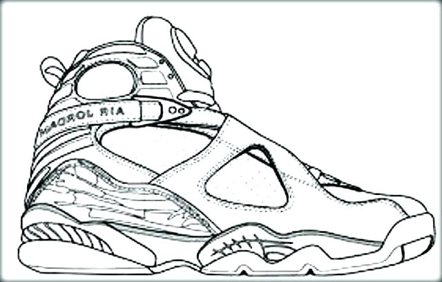 640x408 Stephen Curry Shoes Coloring Pages Thunder Basketball Sheets Kids