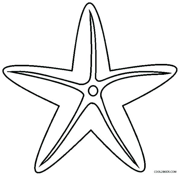 600x581 Coloring Pages Stars Shooting Star Coloring Page Stars Pages