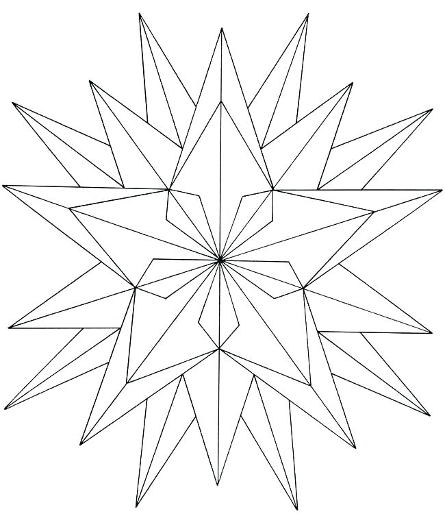 650x750 Shooting Stars Coloring Pages Star Coloring Sheet Printable Star