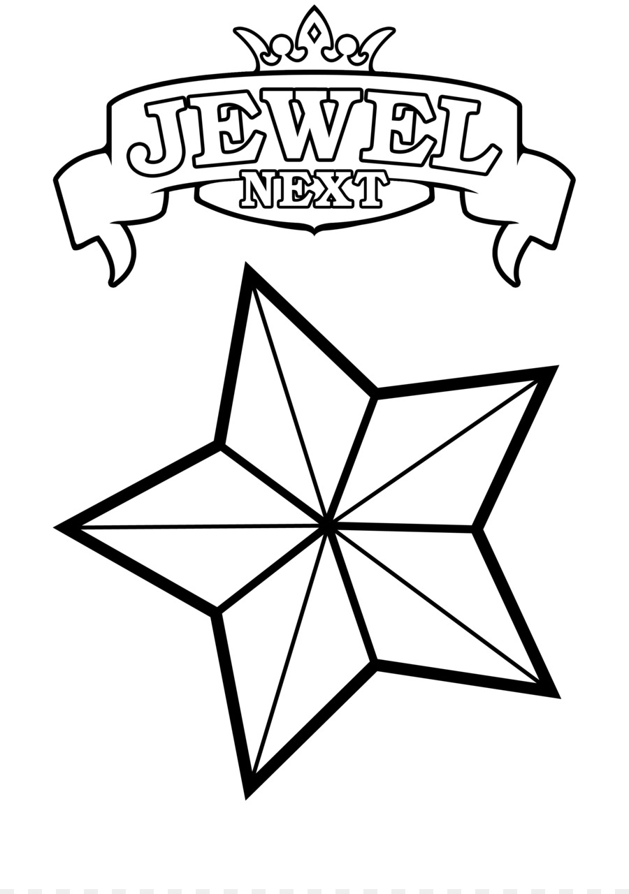 900x1280 Coloring Book Ruby Child Star Gemstone